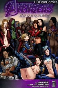porn comic the avengers – edge game