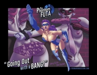 porn comic the phantom futa going out with a bang